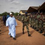 Ousted Mali President, Ibrahim Boubacar Keita Finally Freed By Military Coup Leaders 27