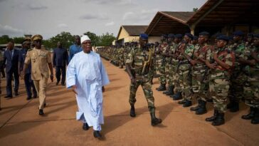 Ousted Mali President, Ibrahim Boubacar Keita Finally Freed By Military Coup Leaders 9