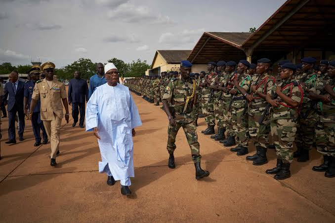 Ousted Mali President, Ibrahim Boubacar Keita Finally Freed By Military Coup Leaders 1