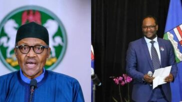 Buhari Celebrates Appointment Of Nigeria's Kaycee Madu As Canadian Minister Of Justice 1