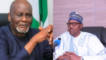 Fraud: President Buhari Sacks Charles Dokubo As Amnesty Coordinator, Names Administrators 1