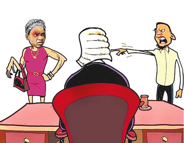 """""""My husband Constantly Beats And Strips Me Naked In Presence Of Onlookers"""" – Wife Tells Court 1"""