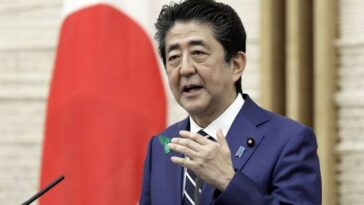 Japan's Longest-Serving Prime Minister, Shinzo Abe Has Resigned Due To Health Reasons 4