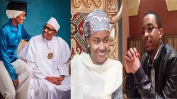 Wedding Invitation Of President Buhari's Daughter, Hanan And Fashola's Special Assistance 4