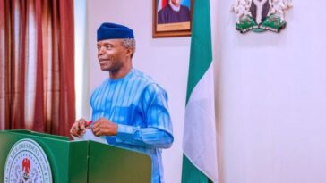 FG Planning To Pay Private School Teachers, Build Thousands Houses For Nigerians – Osinbajo 12