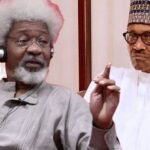 Buhari's Govt Planning To Sneak Back 'Rejected Water Bill' Into National Assembly - Wole Soyinka 28