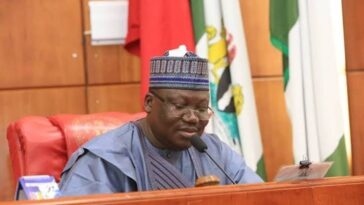 """Vote Us Out If You're Tired Of Our Faces"" - Senate President, Ahmed Lawan Tells Nigerians 6"