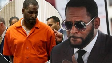 R. Kelly Reportedly Attacked In Chicago Prison By Fellow Inmate, Suffered 'Very Minor Injuries' 5