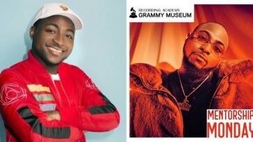 Grammy Museum Announces Instagram Live Event With Davido On Monday 8