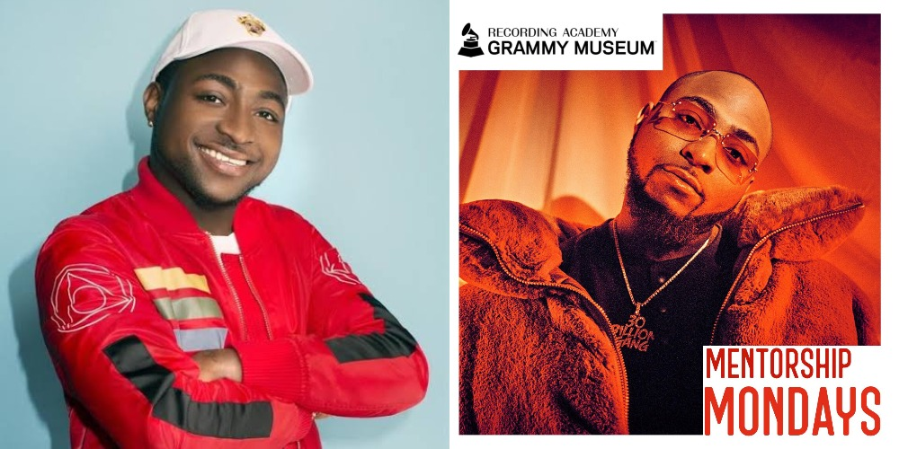 Grammy Museum Announces Instagram Live Event With Davido On Monday 1