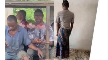 Police Arrests Two Out Of Five Men Who Gang-Rαped 15-Year-Old Girl In Delta State [Video] 1
