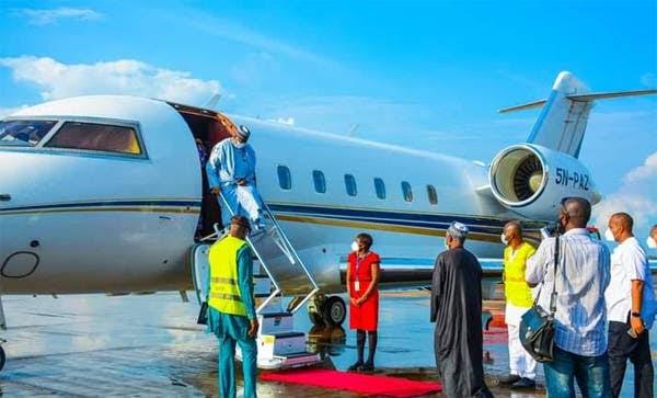 Enugu Airport Begins Operation, First Flight Lands On New Runway [Photos] 2