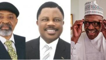 Ngige Asks Governor Obiano To Banish 12 Suspended Anambra Monarchs Over Visit To Buhari 7