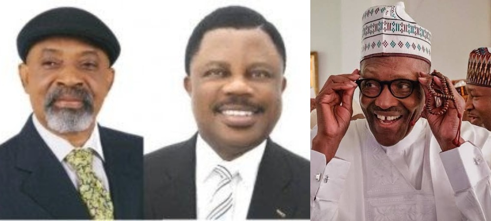 Ngige Asks Governor Obiano To Banish 12 Suspended Anambra Monarchs Over Visit To Buhari 1