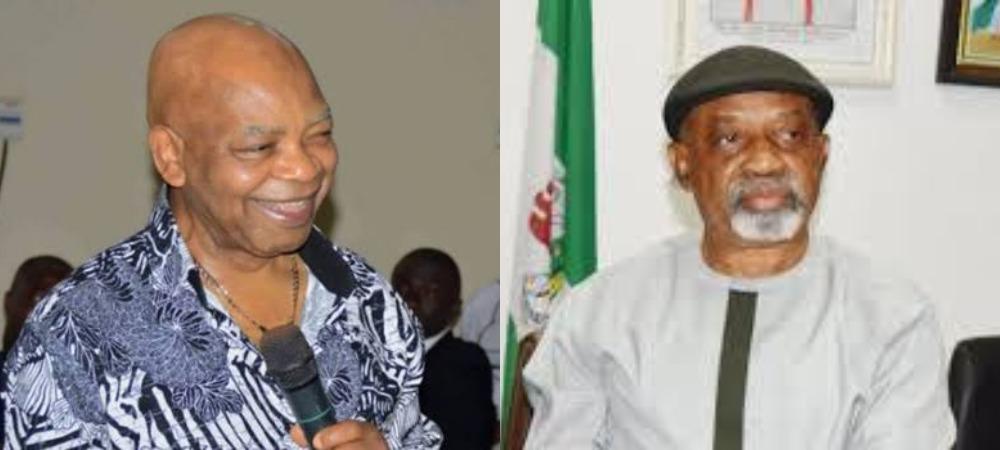 Arthur Eze Dismisses Ngige's Call To Banish Him And 12 Anambra Monarchs Who Visited Buhari 1