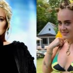Adele Accused Of Cultural Misappropriation For Wearing Bantu Knots And Jamaican Flag Bikini 28