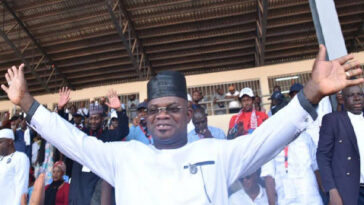 Supreme Court Upholds Election Of Yahaya Bello As Kogi State Governor 2