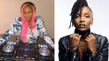DJ Cuppy Gives Perfect Reply To Man Who Wants DJ Switch To Replace Her As Pepsi Ambassador 1