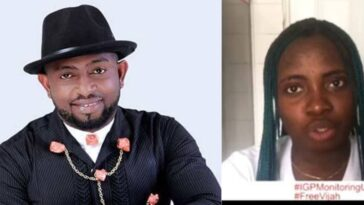 Wife Of Bayelsa Governorship Candidate, Opuama Asks IGP To Release Her Detained Husband 1