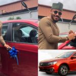 BBNaija's Ozo Receives Brand New Car Worth N8 Million From Innoson 27