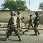 Nigerian Army Denies Shooting At Peaceful Protesters At Lekki-VI toll gate Despite Video Evidence 28