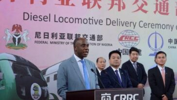Chinese Government Building $50m Transportation University In Daura For Free – Amaechi 3