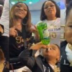Little Boy Seen Consuming A Bottle Of Beer In The Presence Of Adults During A Party [Video] 28