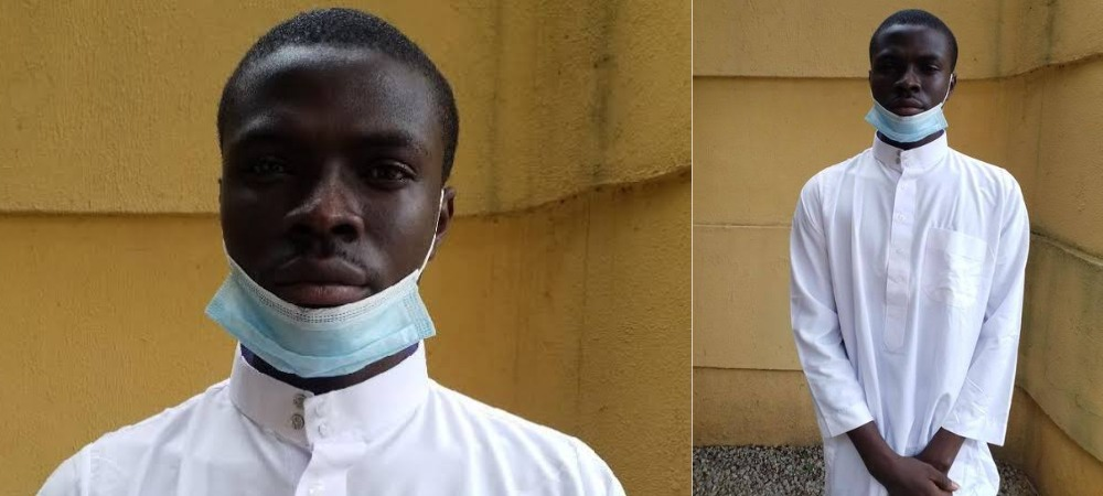 Court Orders Unilorin Undergraduate To Clear Drainage For Three Months Over Romance Scam 1
