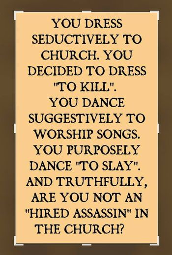 Dressing And Dancing Seductively In Church Makes You A Hired Assassin - Pastor Mike Bamiloye 2