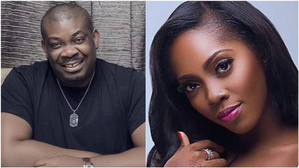 DSS Quizzes Don Jazzy, Tiwa Savage Over Alleged Political Utterances Against Buhari's Government 1