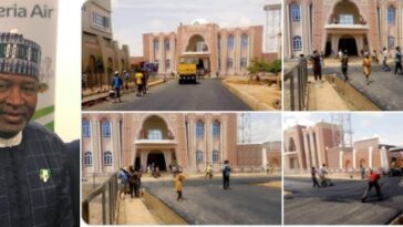 Minister Of Aviation, Hadi Sirika Builds Multi-Million Naira Mansion With Suspected Public Funds 7