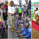Former NYSC Corp Member Used His Allowance To Purchase Wheelchairs For Less Privileged 28