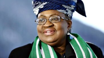 Okonjo-Iweala Takes American Citizenship As She Battles For DG Of World Trade Organisation 5