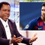 """Do Not Leave Barcelona This Summer"" - Prophet T.B Joshua Advises Lionel Messi 28"