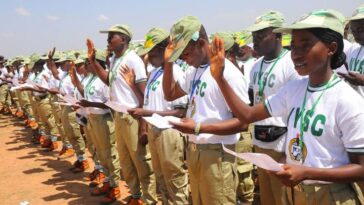 COVID-19: President Buhari Approves Reopening Of NYSC Orientation Camps 5