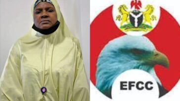 EFCC Arrests Hadiza Abubakar For Allegedly Defrauding A Job Seeker Of N3 Million 5