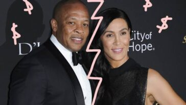 DIVORCE: Dr. Dre's Estranged Wife, Nicole Young Demands $2 Million Monthly Up-Keep Allowance 5