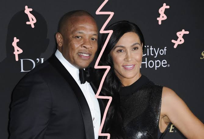 DIVORCE: Dr. Dre's Estranged Wife, Nicole Young Demands $2 Million Monthly Up-Keep Allowance 1