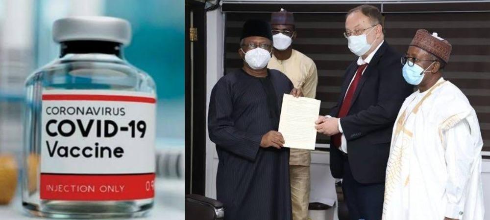 Coronavirus: Nigerian Government Receives Russia's COVID-19 Vaccine 1