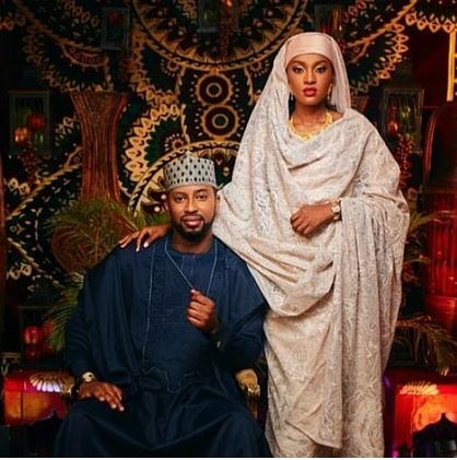 Pre-Wedding Photos Of President Buhari's Daughter, Hanan, And Her Fiance 4