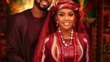Pre-Wedding Photos Of President Buhari's Daughter, Hanan, And Her Fiance 4