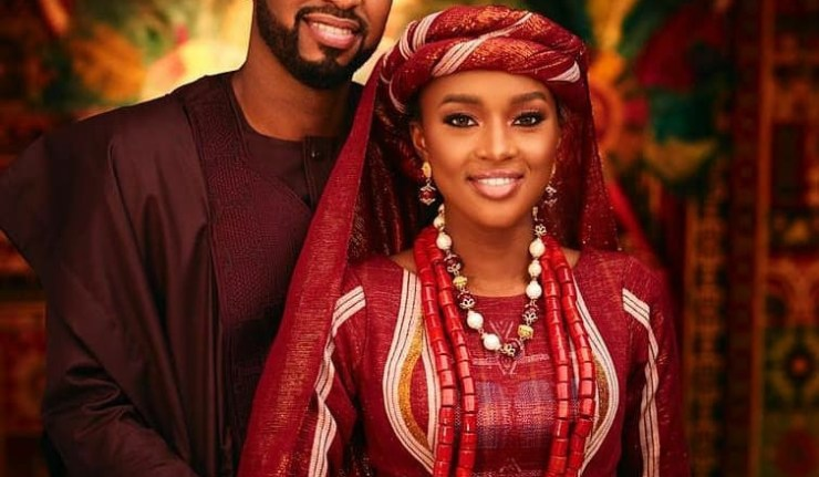 Pre-Wedding Photos Of President Buhari's Daughter, Hanan, And Her Fiance 1