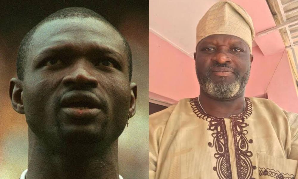 Ex-Super Eagles Defender, Ajibade Babalade Dies Of Cardiac Arrest At Age Of 48 In Ibadan 1
