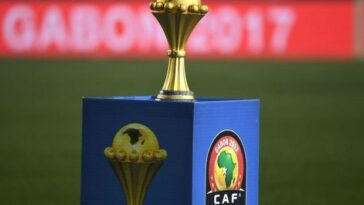 AFCON: Africa Cup Of Nations Trophy 'Stolen' From CAF Headquarters In Egypt 2