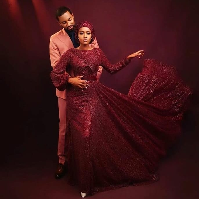 President Buhari's Daughter, Hanan Weds Mohammed Turad Sha'aban In Private Ceremony [Photos] 8