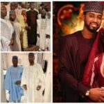 President Buhari's Daughter, Hanan Weds Mohammed Turad Sha'aban In Private Ceremony [Photos] 35