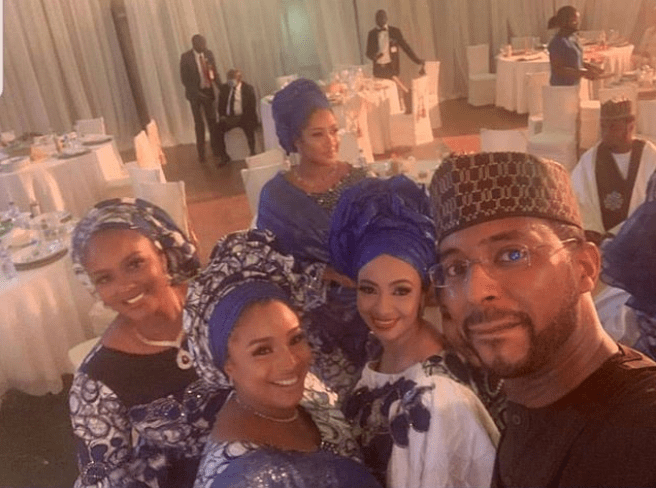 President Buhari's Daughter, Hanan Weds Mohammed Turad Sha'aban In Private Ceremony [Photos] 3