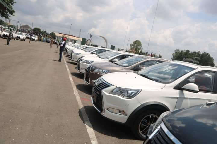 Governor Obiano Distributes 130 Innoson Ikenga SUV To Traditional Rulers In Anambra State [Photos] 7