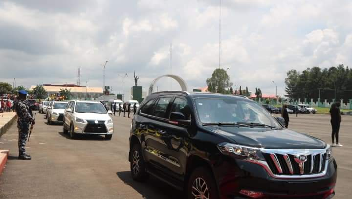 Governor Obiano Distributes 130 Innoson Ikenga SUV To Traditional Rulers In Anambra State [Photos] 8