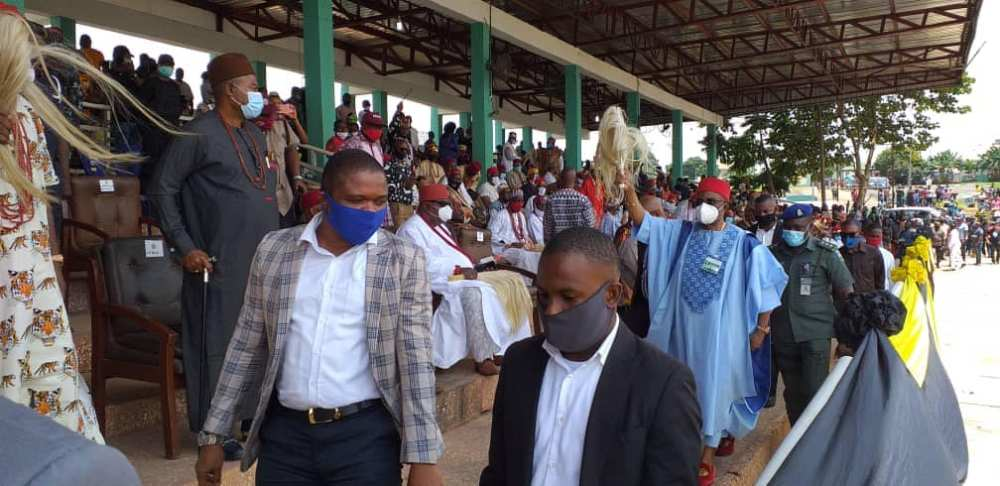 Governor Obiano Distributes 130 Innoson Ikenga SUV To Traditional Rulers In Anambra State [Photos] 9